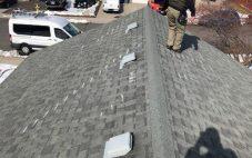 Medical Lake Wa Wind Damage Full roof replacement