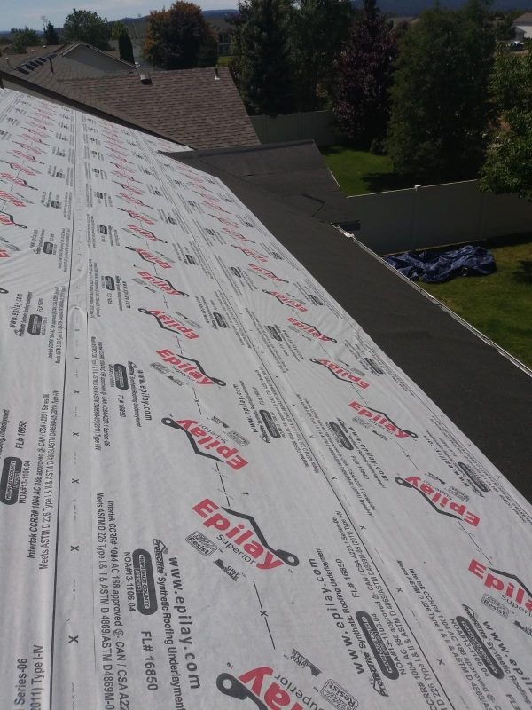 Wind Damage Coeur D Alene Idaho Hometown Roofing Systems