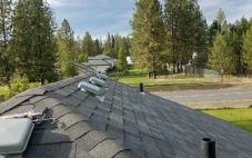 Roofing contractor Nine Mile Falls WA