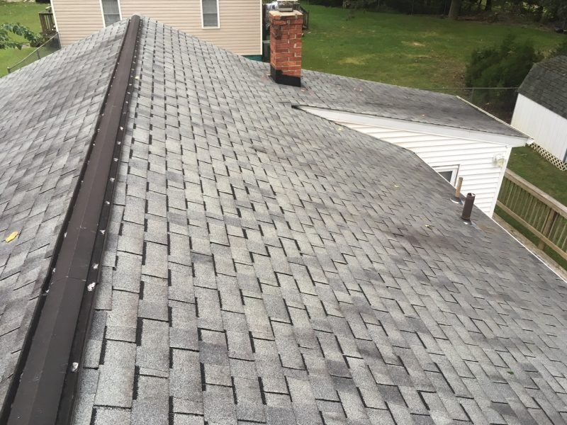 Roofing Contractor Wind Damage California Maryland