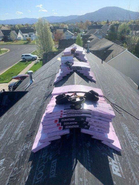 Roofing Contractor Wind Damage Hayden Idaho Hometown