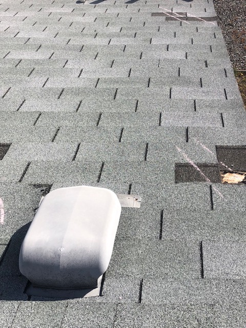 Wind Damage Insurance Claim Roof Replacement | Hometown ...